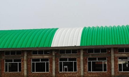 Trussless Roofing In Guhana, Sonipat Haryana