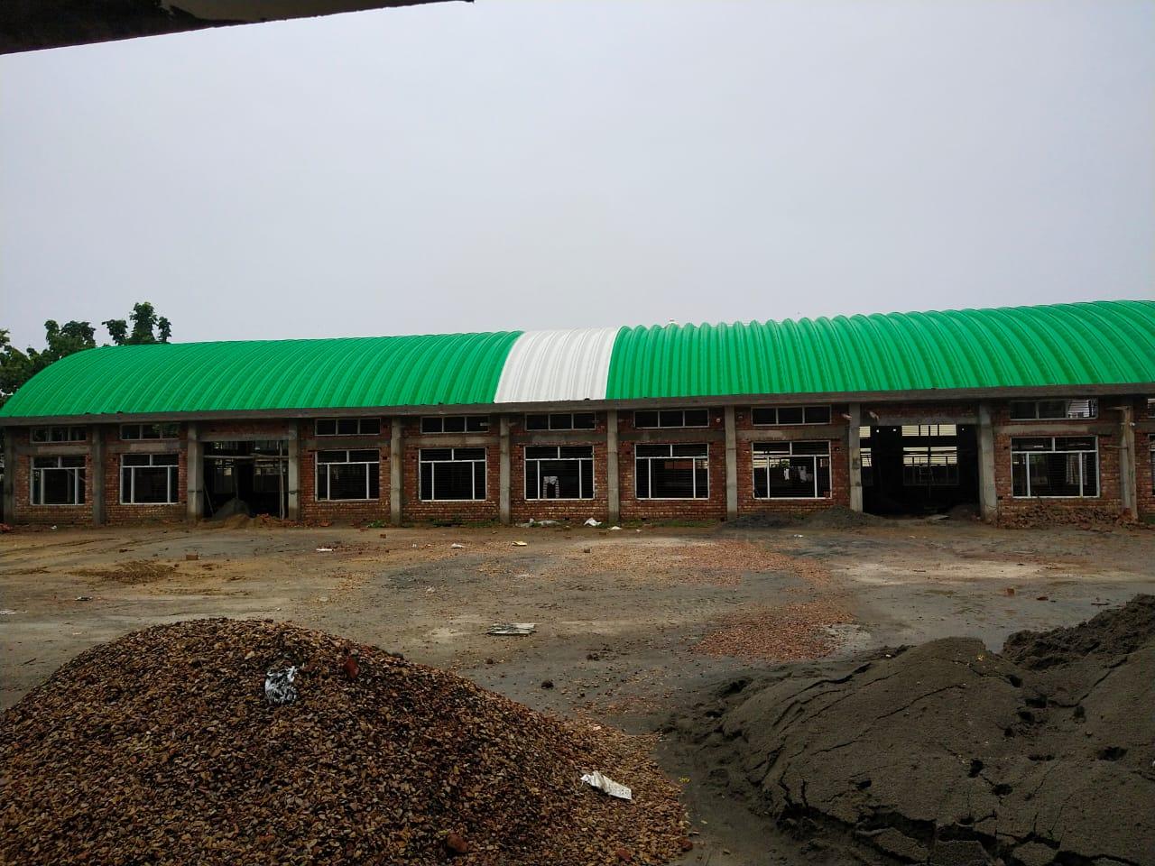 Self Supported Roofing In Guhana, Sonipat Haryana